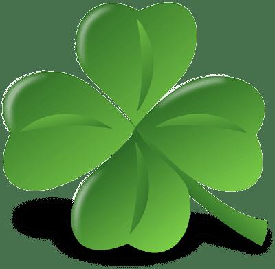 leaf clover lucky number